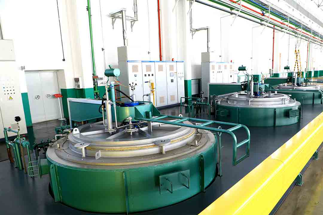 井式氮化炉